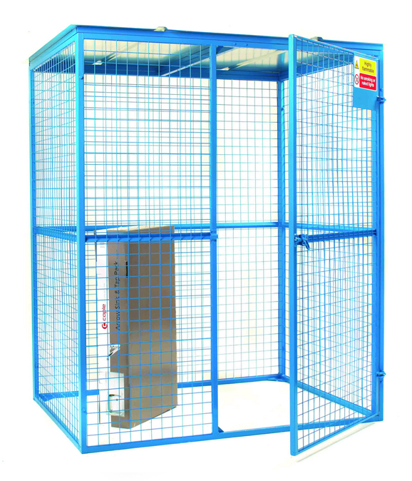 Selection of Security Cages