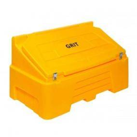 Grit Bins Security Cages