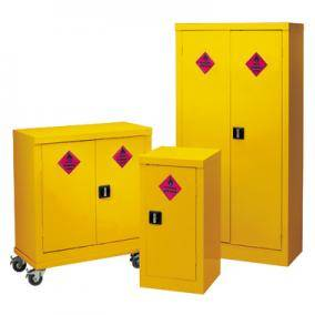 Hazardous Storage  Security Cages