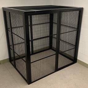 Premium High Security Cages Security Cages