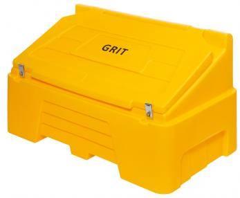 Grit Bins - Premium  Cage