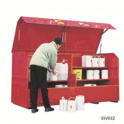 Flammable Liquids Storage Vaults