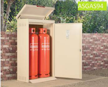 Gas Cage - 2 x 47KG Propane Cage - Calor Approved Cage