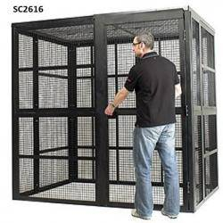 High Security Cages (Extra Wide) - SC2611 Security Cage