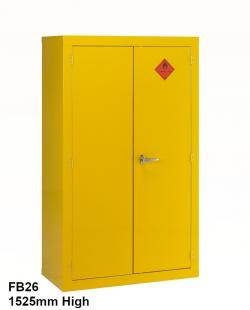 Flammable Material Storage Cabinets COSHH Warehouse Ladder
