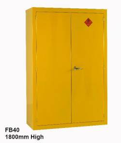 Flammable Material Storage Cabinets COSHH