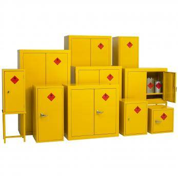 Flammable Material Storage Cabinets COSHH Cage