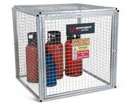 Armorgard Gorilla Gascage - Gas Bottle Storage Cage