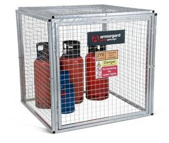 Armorgard Gorilla Gascage - Gas Bottle Storage Cage Cage