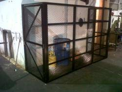 Bespoke Security Cages - Made To Measure