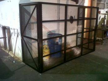 Bespoke Security Cages - Made To Measure Cage