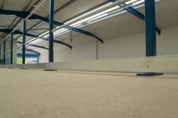 Mezzanine Floor Warehouse Ladder
