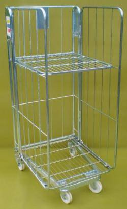 Roll Pallet - Roll Cage- Rod Infill (Qty 4)