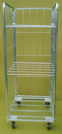 Roll Pallet - Roll Cage - Demountable (Qty 6) Warehouse Ladder