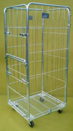 Roll Pallet - Roll Cage - Demountable (Qty 6)