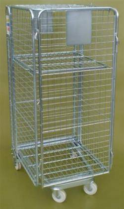 Roll Pallet - Roll Cage- Full Security (Qty 4)