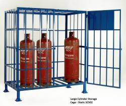 Cylinder Storage Cages - Propane / Calor