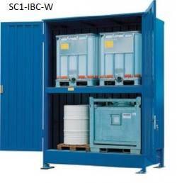 External IBC Storage Cabinets