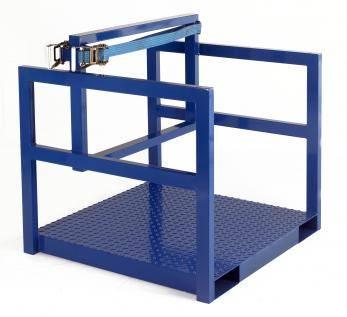 Cylinder Storage / Transport Pallet Cage