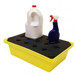 Spill Containment - Drip Tray With Grate