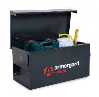 Armorgard Tuffbank - Secure Site Equipment Storage Cage