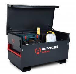 Armorgard Tuffbank - Secure Site Equipment Storage Warehouse Ladder