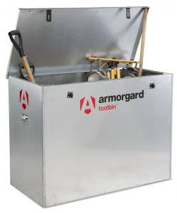 Armorgard Toolbin - Lightweight Storage Box