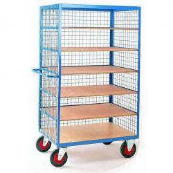 Heavy Duty Steel Shelf Trucks