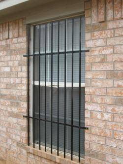 High Level Security Window Grilles