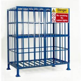Cylinder Storage Cages Cage