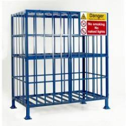 Cylinder Storage Cages - Propane / Calor SC503