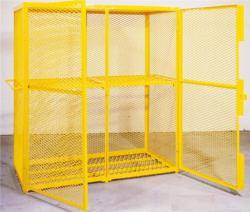 Expanded Mesh Security Cages - WSE01