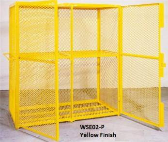 Expanded Mesh Security Cages - WSE01 Cage
