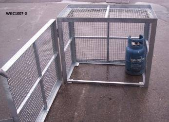 Calor Gas Storage Cage Cage