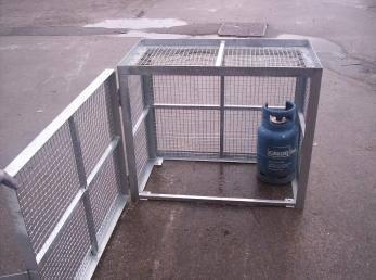 Calor Gas Storage Cage Cage